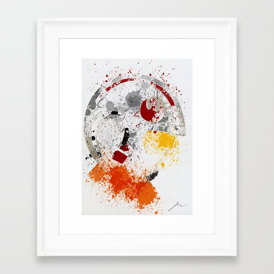 Messiah Framed Art Print