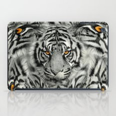TIGER PAW-TRAIT iPad Case