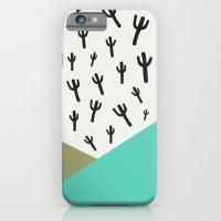 Cactus – Minty iPhone 6 Slim Case