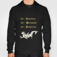 50% Unicorn, 30% Mermaid… Hoody
