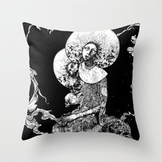 Debra Throw Pillow