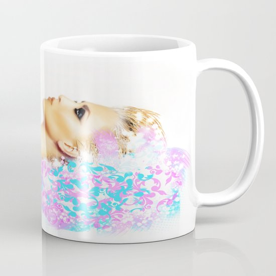 THE BRIGHT SIDE OF AN ANGEL Mug