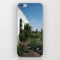 balmorhea, texas structure iPhone & iPod Skin