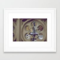 Angel In The Water Framed Art Print