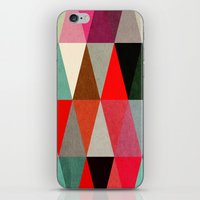 Geo Hex 03. iPhone & iPod Skin