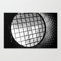 fulton center skylight Canvas Print