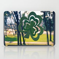 Symbol of luck iPad Case