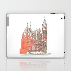 NYC Jefferson Market Library Laptop & iPad Skin
