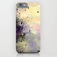 Abstract Mixed Media Design iPhone 6 Slim Case