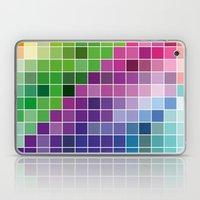 Multicolor Laptop & iPad Skin