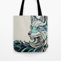 Berlin Fox Tote Bag