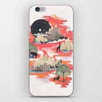 Landscape of Dreams iPhone & iPod Skin