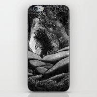 Follow The Woodcutter iPhone & iPod Skin