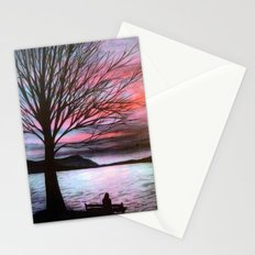 Boulevard Sunset Stationery Cards