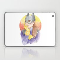 Batgirl Laptop & iPad Skin