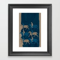 Journey 02 Framed Art Print