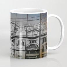 french architecture Mug