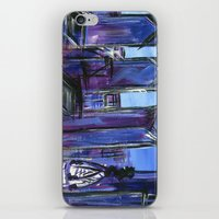 Starry Philadelphia iPhone & iPod Skin