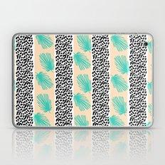 Palm Leaf Abstract Laptop & iPad Skin