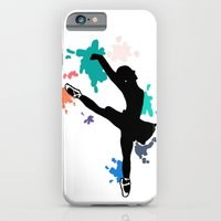 iPhone & iPod Case featuring Ballerina by Emma's Designs