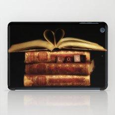 L.O.V.E iPad Case