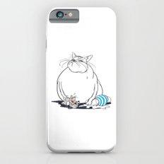 The Cat That Got The Cream Slim Case iPhone 6s