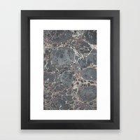 Battal Print #1 Framed Art Print
