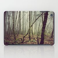 Out In The Woods Today iPad Case