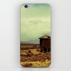 Leaving New Mexico iPhone & iPod Skin