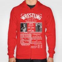 #10-B Memphis Wrestling Window Card Hoody