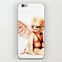 Stupid Cupid iPhone & iPod Skin