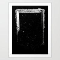 Egress Art Print