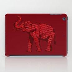 The Red Elephant iPad Case