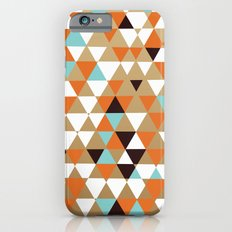 Snow Capped Peaks iPhone 6s Slim Case