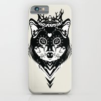 King of Wolf iPhone 6 Slim Case
