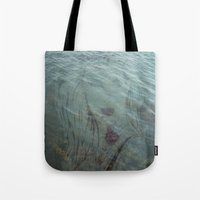 Lake Lady // Double Expo… Tote Bag