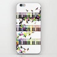 Song Birds iPhone & iPod Skin