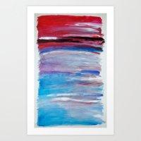 Mirage I Art Print