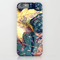 Fall In The Spider's Web iPhone 6 Slim Case
