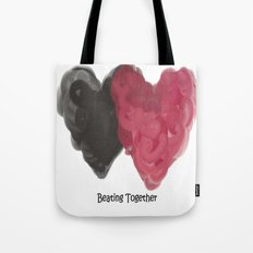 Beating Together Tote Bag