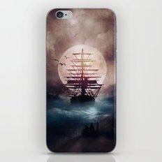 From the Moon II iPhone & iPod Skin