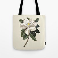 Within a Flower Tote Bag