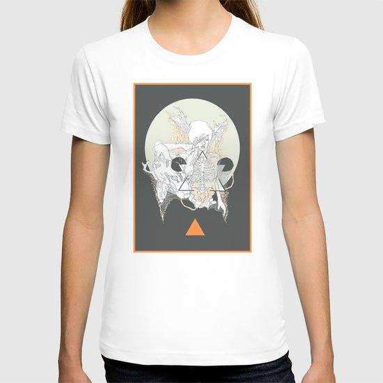 moon stone T-shirt