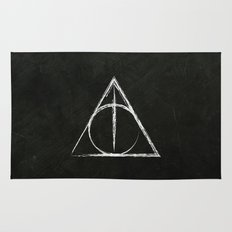 Deathly Hallows (Harry Potter) Rug