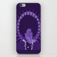 We Miss You Prince iPhone & iPod Skin