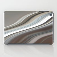 Abstract Wave  iPad Case