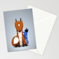 Hungry & Foolish Stationery Cards