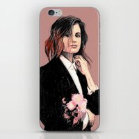 Christine and the queens iPhone & iPod Skin
