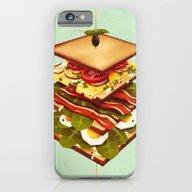 Sandwich iPhone 6 Slim Case