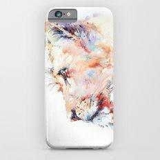 I belong in Africa ... Lion iPhone 6 Slim Case